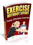 Exercise without Effort - eBook